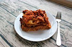 Den bedste og nemmeste lasagne – med tofu