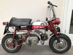 Want To Own John Lennon's Honda Z50 Monkey Bike!?