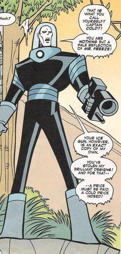 Mr. Freeze (DC Animated Universe)