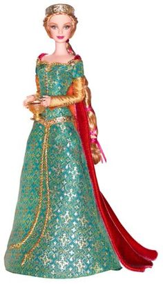AmazonSmile: Barbie Legends of Ireland Collection The Spellbound Lover: Toys & Games