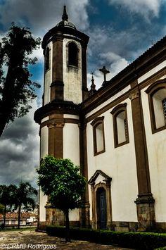 Igrejas de Ouro Preto - MG