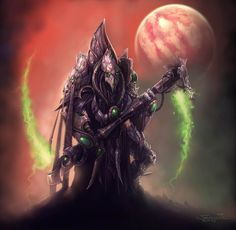 StarCraft Protoss Dark Templar