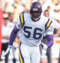 The Drafting of the 2012 Class - Chris Doleman and his parents decided that Pitt would be a nice fit for him. It ultimately put him in position to go early in the 1985 NFL Draft. Minnesota Vikings Football, Best Football Team, Nfl Football, Football Helmets, Nfl Hall Of Fame, Football Hall Of Fame, Chris Doleman, Curtis Martin, Viking 1