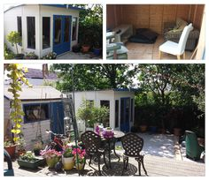 Buy Waltons 10 x 10 Helios Summerhouse at Waltons Garden Buildings. UK made sheds, cabins and more.