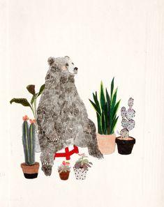 Little Garden by Daniela Dahf Henríquez