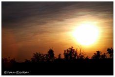 que bonito cielo 5:30 pm