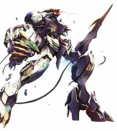 Arte Gundam, Gundam Wing, Gundam Art, Gundam Toys, Anime Couples Manga, Cute Anime Couples, Anime Girls, Gundam Vidar, Barbatos Lupus Rex