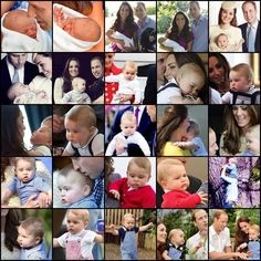 Happy First Birthday Prince George