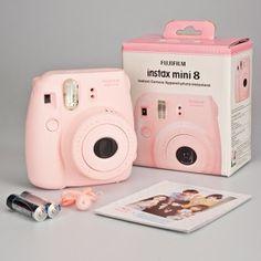 Fujifilm Instax Mini 8 PINK (розовый)