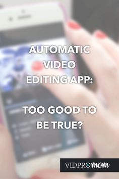 Is the Video Editing App, GoPro Quik, too good to be true? You might be surprised what it can do!!!