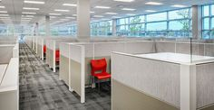 Global Installation Gallery - one of the lines I partner with    beautiful office with furniture , cubicle systems and conference room.