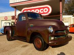 Cool Awesome 1954 Chevrolet Other Pickups  1954 chevrolet 3100 truck rat rod patina shop truck project barn find classic 2018 Check more at https://24auto.ga/2017/awesome-1954-chevrolet-other-pickups-1954-chevrolet-3100-truck-rat-rod-patina-shop-truck-project-barn-find-classic-2018/