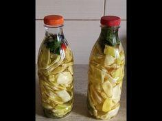 Conservarea pastailor de fasole fara fierbere, fara congelare,fara uscare - YouTube Pickles, Bottle, Youtube, Decor, Canning, Decoration, Flask, Pickle, Decorating
