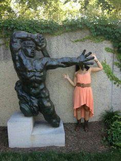 Funny Statue Pics