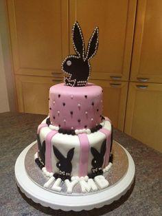 Playboy cake