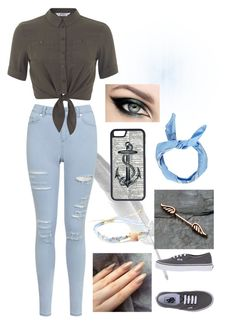 """""""wishes"""" by irdina-n ❤ liked on Polyvore featuring Miss Selfridge, Chan Luu, Vans, Boohoo and CellPowerCases"""