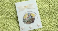 Sievä pääsiäiskortti