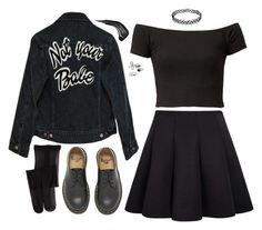 """""""Rena Lovelis Inspired"""" by heyvioletoutfitinspo ❤ liked on Polyvore featuring Dr. Martens, Sephora Collection, Mudd, Inspired, PunkRock, RenaLovelis and heyviolet"""