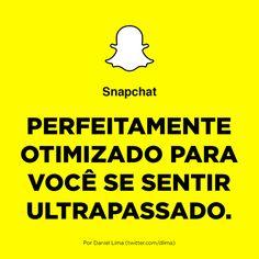 redes sociais e aplicativos sinceros snapchat