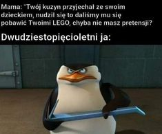Very Funny Memes, Wtf Funny, Funny Picture Quotes, Funny Pictures, Polish Memes, Everything And Nothing, Reaction Pictures, Haha, Jokes