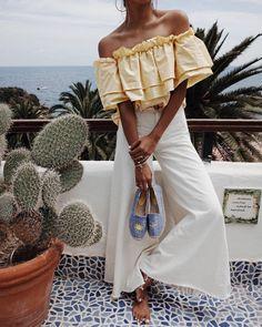 Destino de Inspiração: Capri – Daily Cristina | by Cristina Ferreira