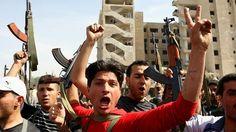 Imágenes exclusivas: Un periodista de RT comenta los momentos más dramáticos de la crisis siria - RT