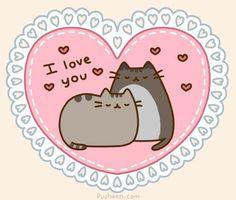 valentine's day nyan cat