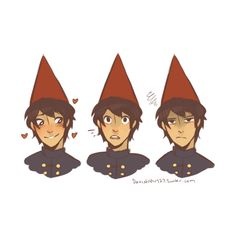 Heroes Never Die ❤ liked on Polyvore featuring over the garden wall