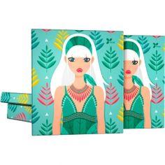 """Carpetas de 4 Anillas DIN-A4 Archivador de la nueva colección Noa 2017 en su serie """"Hojas"""".  #papeleria #materialescolar #materialdeoficina #Grafoplás #diseño #verde #chica"""