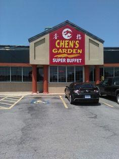 Chen's Garden located at 1405 S. Kerr Blvd, Sallisaw, OK 74955.