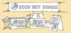 "7 steps to starting a ""food not bombs"" group"