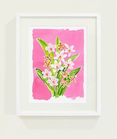 Orchid Pink - Caitlin McGauley