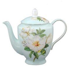 Magnolia Coffee Pot or Teapot
