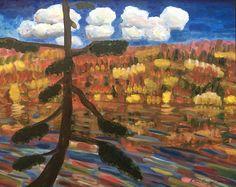 Original Landscape Painting by Liam Murphy Impressionism Art, Impressionist, Original Paintings, Original Art, International Artist, Abstract Styles, Wood Art, Buy Art, Saatchi Art