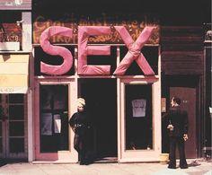 Vivienne Westwood Sex, King's Road.