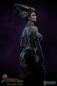 Court of the Dead - The Making of A Queen | Sideshow Collectibles