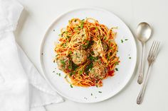 How to Make the Ultimate Spaghetti and Meatballs | Food, Recipes & Chefs – The Dish@Plated