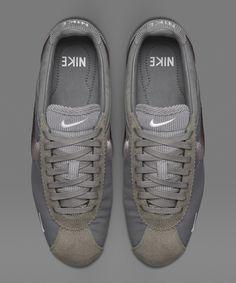 NikeLab Cortez Textil (Grey)