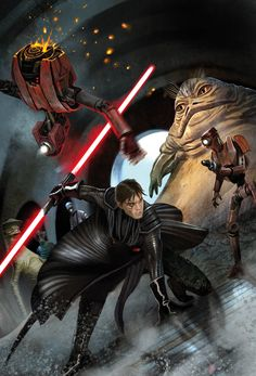 Star Wars The Old Republic Blood of the Empire #4 - Benjamin Carre
