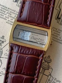 Old Pocket Watches, Old Watches, Vintage Watches, Watches For Men, Art Deco Watch, Game & Watch, Wristwatches, Luxury Watches, Mens Fashion