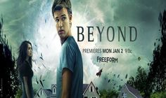 beyond, drama, science fiction, tv show, interview, abc family, freeform