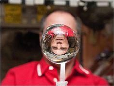 Kevin Ford y la burbuja de agua