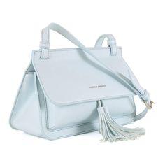 Světle modrá kabelka Laura Ashley Portobello