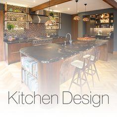 Beautiful kitchen from Du Bois Design LTD