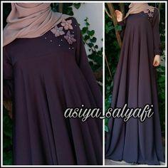 Проданы В наличии эти платья, из абайной ткани, со скидкой по _ 3500₽ Abaya Fashion, Muslim Fashion, Modest Fashion, Fashion Dresses, Hijab Dress, Hijab Outfit, Modest Dresses, Nice Dresses, Muslimah Clothing
