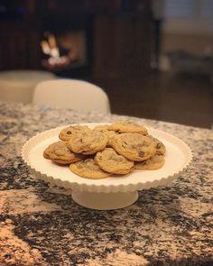Homemade chocolate chip cookies. My love for baking!!! 👩🏻🍳 #realwoman #cook #realtor #lovetocook #instagood #women #entrepreneur #workhard #luxuryrealestate #torontolife  #womeninbusiness #positive #determination #perseverance #womenempowerment  #motivation #lifestyle #lifeisgood #greek #greekgirl #workingwoman #realtorlife #baking #foodie #kitchen #food #cooking #theresnothingicantdo #localrealtors - posted by Maria Tsiaousidis Realtor®…