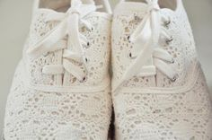 lace or crochet