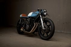 Yamaha XS750 Cafe Racer by Ugly Motorbikes - via Silodrome