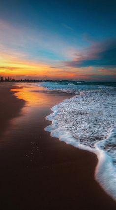 How to Take Good Beach Photos Beach Pictures, Nature Pictures, Beautiful Pictures, Travel Pictures, Sunset Wallpaper, Nature Wallpaper, Wallpaper Art, Beautiful Sunset, Beautiful Beaches