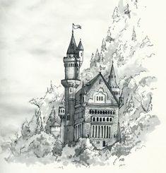 Castle by Natello